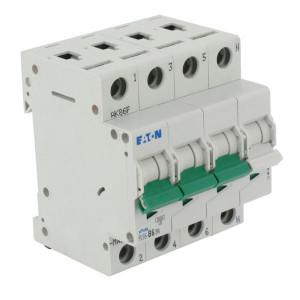 Eaton Installatie-autom. 4A,3P+N,B - PLS6B43N