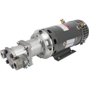 Pompset 3cc-3kW-24V-210bar - PM85A001 | 3 cm³/rev | 210 bar | 3500 Rpm omw./min. | 3 kW