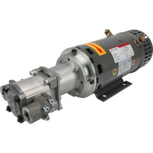 Pompset 4cc-2,5kW-12V-120bar - PM85E001 | 4 cm³/rev | 120 bar | 3500 Rpm omw./min. | 2.5 kW