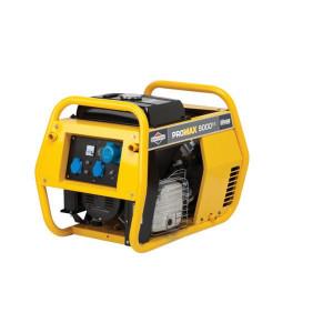 Briggs & Stratton Generator Pro Max 9000 A - PM9000EA | PM9000EA, 030409 | 15 l ltr. | 8,75 kVA max. | 97 LwA | 132 kg