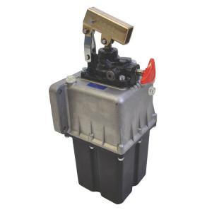 OMFB Handpomp 12cc + tank 5 liter - PMS1205 | 180 mm | 147 mm | 147 mm | 125 mm | 182 mm | 5 l ltr. | 12 cc