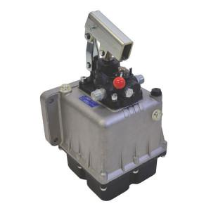 OMFB Handpomp DW 12cc + tank 3 liter - PMSD1203 | 180 mm | 147 mm | 147 mm | 125 mm | 3 l ltr. | 12 cc