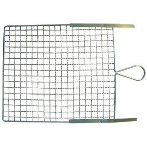 Met.afstrijkrooster 26x36 cm - PP524 | Past in emmer PP 520 | Verzinkt | Metaal | 260 x 360 mm
