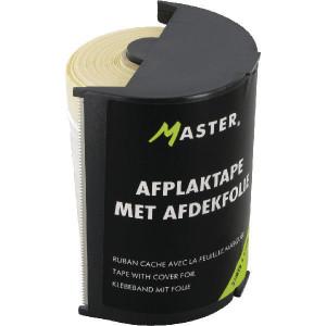 Houder+Afdekfolie+Tape 55 cm - PP78215377 | transparant | 550 mm