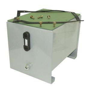 Tank100 liter compleet (deksel onbew) - PSTM100 | PSTM9...AFD | 700 mm | 400 mm | 530 mm | 650 mm | 100 l