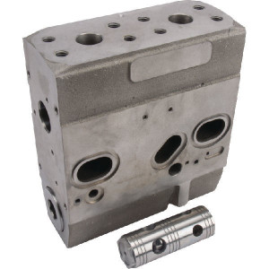 "Danfoss Basis module PVB 155G6016 - PVG120155G6016 | 155G6016 | 3/4"" SAE 6000 psi A,B"
