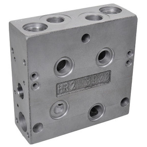 "Danfoss Basismodule PVB 11101424 - PVG1611101424 | 11101424 | 3/8"" BSP A,B"