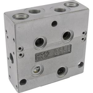 "Danfoss Basismodule PVB 11130978 - PVG1611130978 | 11130978 | Drukgecompenseerde versie | 3/8"" BSP A,B"