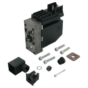 Danfoss Magn. PVEM Medium Standaard 24 V (Hirschm.) - PVG32157B4128   157B4128   Elektrische besturing   Hirschmann/DIN
