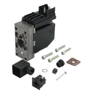 Danfoss Magn. PVEO On/Off 24 V (Hirschm.) - PVG32157B4228   157B4228   Robuuste uitvoering   Bedrijfszeker   24 V   Hirschmann/DIN   aan/uit