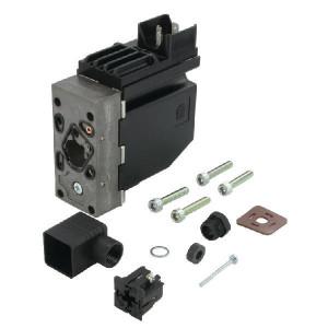 Danfoss Magn. PVEO-R On/Off 24 V (Hirschm.) - PVG32157B4229   157B4229   Robuuste uitvoering   Bedrijfszeker   24 V   Hirschmann/DIN   aan/uit met oploop