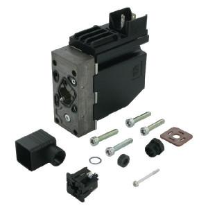 Danfoss Magn. PVEM Medium Float 24 V (Hirschm.) - PVG32157B4428   157B4428   Elektrische besturing   Hirschmann/DIN