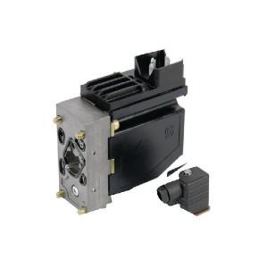 Danfoss Magneet PVEM medium 24V orrifi - PVG32157B4528   157B4528   Elektrische besturing   Hirschmann/DIN