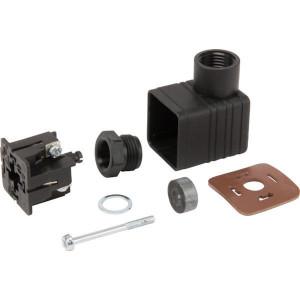 Danfoss EL-stekker, aan-uit zwart - PVG32984L3156