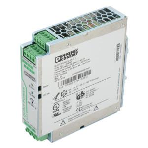 Phoenix Contact Voeding 100-240VAC 3,5APhoenix - QUINTPS1AC24DC35 | 32x130x125 mm | 100 ... 240V AC V | 85V AC ... 264V AC V | 90V .... 350V DC | 45 ... 65Hz Hz | 24V DC +/1% V | 18 V .... 29,5V DC V