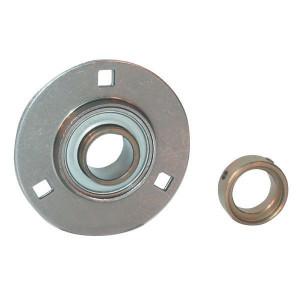 INA/FAG Lagerblok RA - RA20 | PEA 204, Flenslager | 0006192850 | 20 mm | 90,5 mm | 31,0 mm | 25,5 mm | 8,7 mm | 71,5 mm | RAE20NPPB | FLAN47MSB (2x)