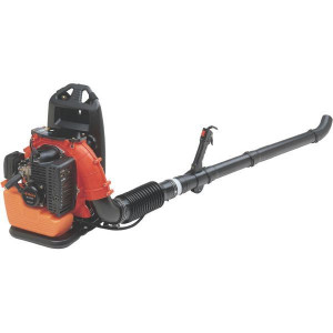 Hitachi RB100EF Bladblazer | Rugzak model | 43,1 cc | 2 kW | 2 cc | 10,2 m³/min | 322 x 552 x 516 mm | 9,5 kg