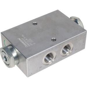"Comatrol Gestuurde dubbele terugslagklep - RPC1205DL12 | 134 mm | 108 mm | NCS 12-3 1/2""BSP | 70l/m l/min | 0.5 bar | Aluminium"