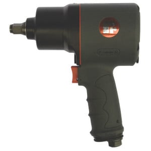 "Red Rooster Slagmoersleutel 1/2"" RRI - RRI18N | Met kunststof behuizing | Licht in gewicht | 815 Nm | 492 l/min | 1/4"" Inch | 10 mm | Twin-hammer"
