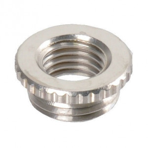 Reduceerring, messing, M16-M12 - RRM16M12M