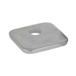 Stauff Dekplaat enkel staal A0 - RS9210 | DIN3015/1