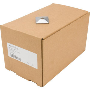 Stauff Dekplaat dubbel B1 (1) - RS9221P250 | DIN 3015/3