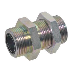 "Alfagomma Schotkoppeling 1 ORFS - RSO16 | 66,5 mm | 400 bar | 1""-14 ORFS | 15,5 mm | 40,5 mm"
