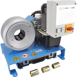 Uniflex Slangenpers kpl Elektrisch - S21A | RAL 5012 blauw | 230V AC | 900 kN