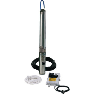 DAB Pumps Bronpomp S4D 230 V - S4D8M | 0 / +40 °C °C | 97 mm | 230 V | 6,0 m³/h m³/h | 48 m | 1 1/4G Inch | 15 m | 0,75 / 1 kW/HP