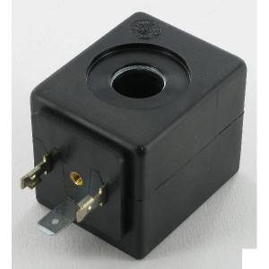 Eurofluid Spoel S8H 24VDC (SP666) - S8H24VDC | 17 W | IP65 IP | 24VDC V | 0.71 / 0.51 A | 12.7 mm | 155 °C