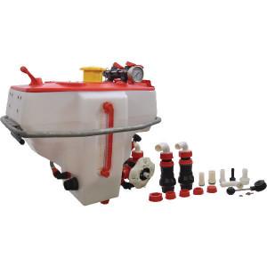Vulmixer compact 30l. Polmac - SA1842DR | Veldspuiten | 30 l