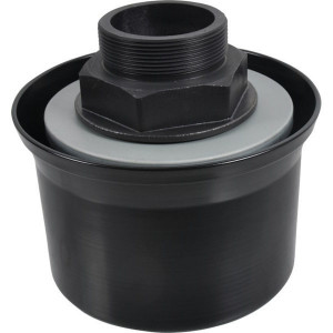 "MP Filtri BELUCHTINGSFILTER SA-185-G1-L4 - SA185G1L40 | 185 mm | G21/2"" BSP | 5000 l/min | 164 mm | 1.220 g | 040 µm µm"