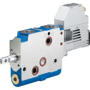 Bosch Rexroth 5/4 ventiel SB23 elektr./hydr. - SB23EHS25 | R917005997 | New Holland, Case | 250 bar | 100 l/min | M22 x 1.5 | max. 288 x 40 x 138 | Electro-hydraulic