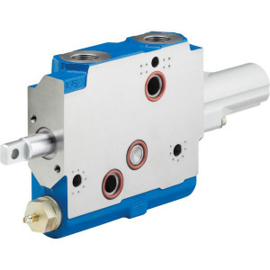 Bosch Rexroth 5/4 ventiel SB23 handmatig - SB23M17 | R917004089 | New Holland, Case | 250 bar | 100 l/min | M22 x 1.5 | max. 310 x 40 x 187 | Mechanical