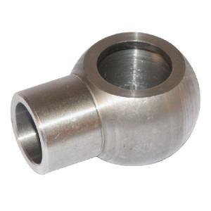 Soldeerbanjo 8 x 4 mm - SBM84 | Vlg. DIN 7622 | Metrisch / metrisch | Metrische holbouten | Verzinkt | 8,0 mm | 4,0 mm | 8,0 mm | 190 bar | 8,0 metrisch