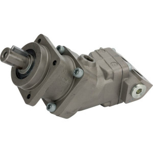 "Sunfab Plunjermotor 12cc ø25 K3 - SCM012WHI41K25K3G | 12,6 cc/omw | 400 bar | 8800 Rpm omw./min. | 8000 Rpm omw./min. | 300 Rpm omw./min. | 54 kW | 20 kW | 8,5 kg | 0,2 Nm | K25 ø25 | I41 ø80 | G3/4"" | 350 bar"