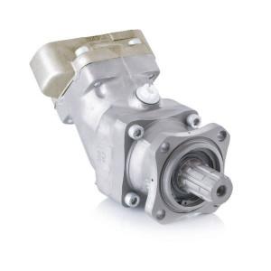 "Sunfab Plunjermotor 25cc L35 S3 - SCM025WNDL4L35S3G | 25.4 cc/omw | 400 bar | 350 bar | 3000 Rpm omw./min. | 2400 Rpm omw./min. | 300 Rpm omw./min. | 36 kW | 29 kW | 0,4 Nm | 8,6 kg | DL4 ø80 | G3/4"""