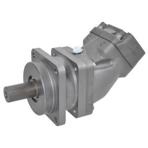 Sunfab Plunjermotor 47cc ø35 R1 - SCM047WHI43K35R1M | 47,1 cc/omw | 400 bar | 6300 Rpm omw./min. | 5700 Rpm omw./min. | 300 Rpm omw./min. | 145 kW | 65 kW | 16,5 kg | 0,75 Nm | K35 ø35 | I43 ø125 | 350 bar