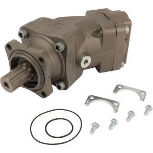 Sunfab Plunjerpomp 108cc - R - SCP108RNDL4L35S0   1500 Rpm omw./min.   2000 Rpm omw./min.   17 kg   108.0 cc/omw   259 mm   400 bar   123 mm   147 mm   1 Inch   126 mm   126 mm   115 mm   123 mm