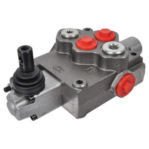 Walvoil Stuurschuif SD11-1-18L-AET/AE - SD111011 | 3 cm³/min | Nitrilrubber (NBR) | 315 bar | -20 +80 | 45 l/min | 25 bar | 3/8 BSP | 3/8 BSP