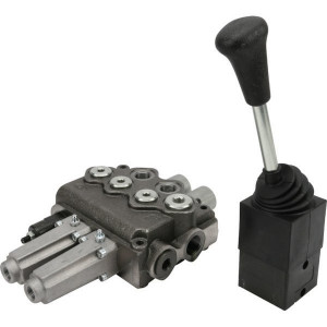 Walvoil Stuurventiel SD11-2-38-38-AE SC01 - SD112003AEKIT   3 cm³/min   -20 +80   Nitrilrubber (NBR)   315 bar   Inbusschroef   70 l/min   120 220 bar