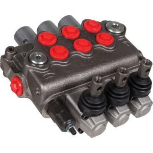 Walvoil Stuurventiel 18-18-18-AET - SD113001 | 3 cm³/min | -20 +80 | Nitrilrubber (NBR) | 315 bar | Inbusschroef | 70 l/min | 120 220 bar | 1-8/1-8/1-8