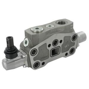 "Walvoil Sectie SD25/1-38-P parallel - SD25138   -20 +80   315 bar   Nitrilrubber (NBR)   3 cm³/min   240 l/min   1"" BSP"