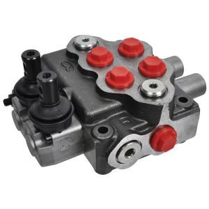 Walvoil Stuurventiel 18-18L-AET - SD52001   3 cm³/min   -20 +80   Nitrilrubber (NBR)   315 bar   Inbusschroef   45 l/min   1-8 x 1-8