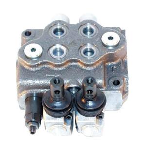"Walvoil Stuurv SD5/2-2x18ES3-12Vdc - SD52013   3 cm³/min   Nitrilrubber (NBR)   315 bar   -20 +80   Inbusschroef   45 l/min   25 bar   2 x 1-8 ES3   50 … 200 bar   315 bar   G 3/8"" Inch   1 (x2)   G 3/8"" Inch   G 3/8"" BSP Inch   45 l/min   12 … 400 cSt"