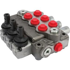 Walvoil Stuurventiel P(SV)/3x18L/AET - SD53006 | -20 +80 | Nitrilrubber (NBR) | 315 bar | 3 cm³/min | Inbusschroef | 45 l/min | No safety bar | 1-8/1-8/1-8