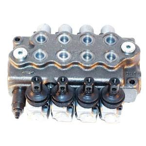 Walvoil Stuurventiel 4X28L AET - SD54003 | Nitrilrubber (NBR) | 315 bar | -20 +80 | 3 cm³/min | Inbusschroef | 45 l/min | 120 220 bar | 1-8/1-8/1-8/1-8
