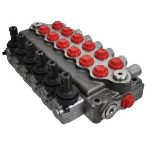 Walvoil Stuurventiel 6X18L AET - SD56001 | -20 +80 | 315 bar | Nitrilrubber (NBR) | 3 cm³/min | Inbusschroef | 45 l/min | 120 220 bar | 1-8/1-8/1-8/1-8/1-8/1-8