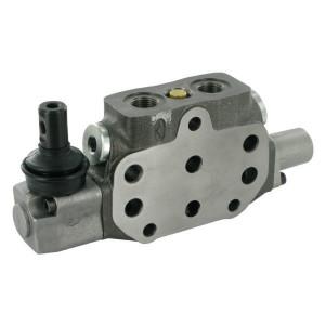 "Walvoil Sectie DW. Veerretour - SD6118 | -20 +80 | 3 cm³/min | Nitrilrubber (NBR) | 210 bar | 45 l/min | 315 bar | 3/8"" BSP"