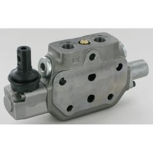 "Walvoil Sectie DW. Veerretour Serie - SD6118S | 3 cm³/min | Nitrilrubber (NBR) | 210 bar | -20 +80 | 45 l/min | 315 bar | 3/8"" BSP"